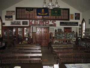 Back of Chapel
