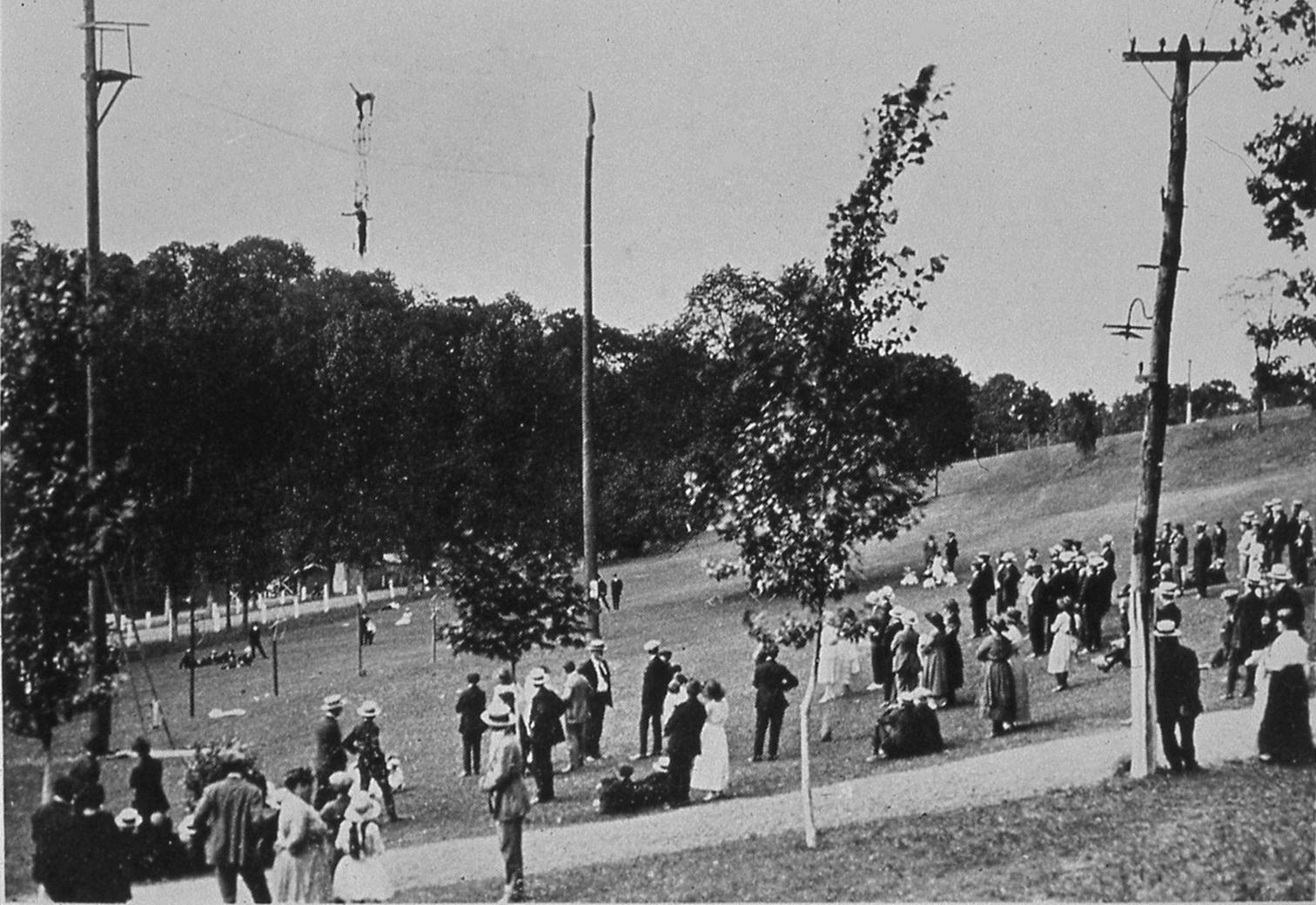 SANATOGA PARK | LOWER POTTSGROVE HISTORICAL SOCIETY