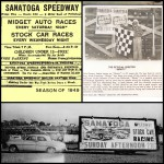 Speedway Promotions - Poster, Shorty, & The Large Sign