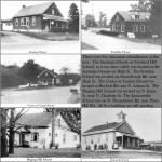 Five One Room Schoolhouses
