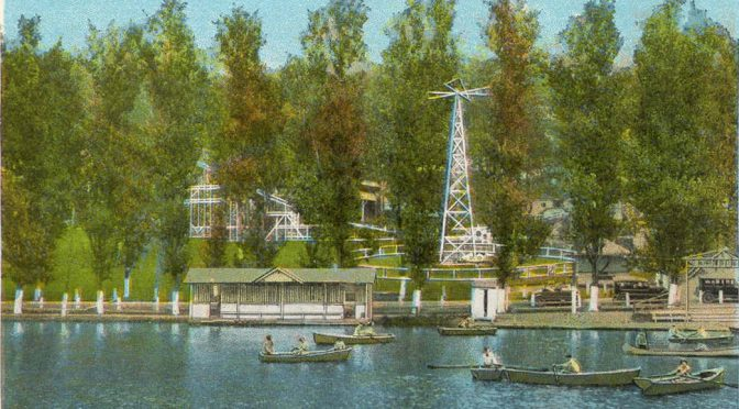 Boathouse and Amusements