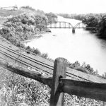 Sanatoga Bridge over Schuylkill River