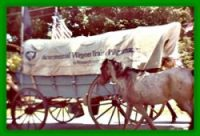 1976 BICENTENNIAL WAGON TRAIN